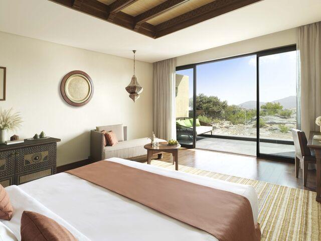 Izba hotela akhdar resort