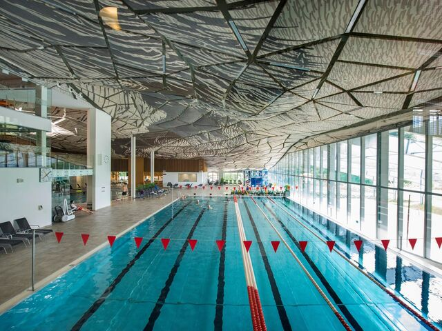 Bazény v gothali