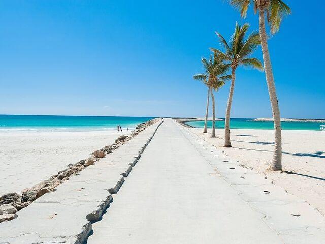 Pláž al fanar