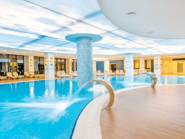 Wellness v hoteli adalya elite lara v turecku