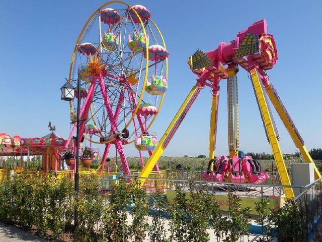 Lunapark v turecku