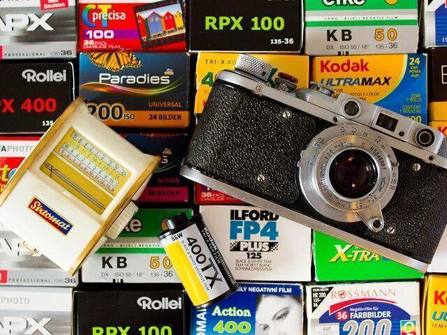 Fotoaparát a filmy