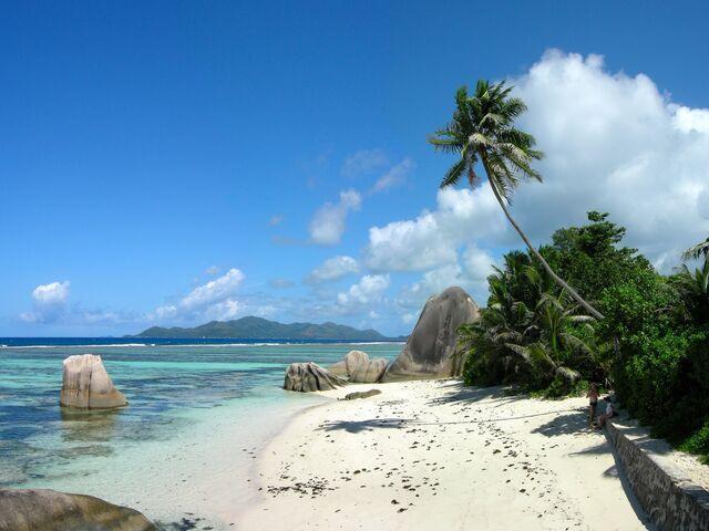 Anse Source Seychely