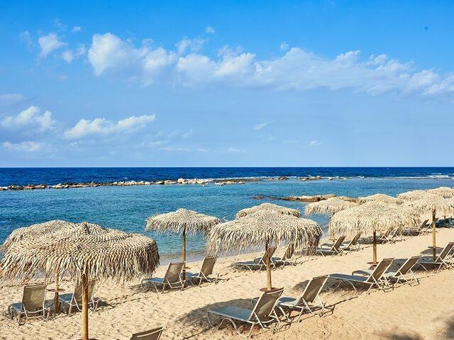 Pláž hotela atlantic mare