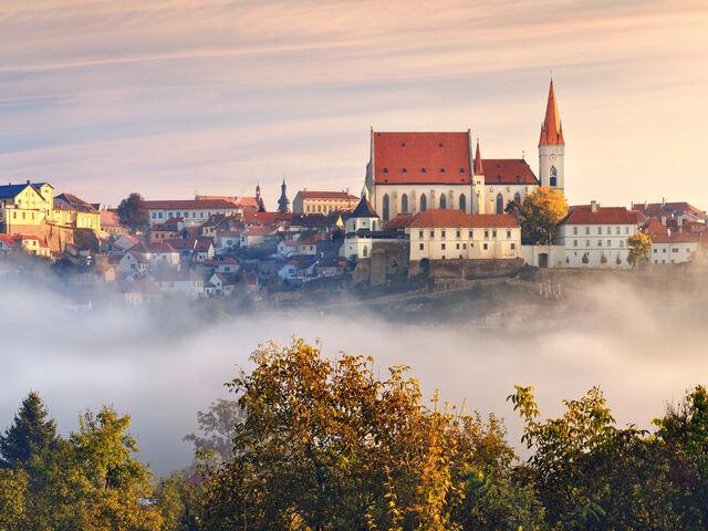 Česko - hrady a zámky