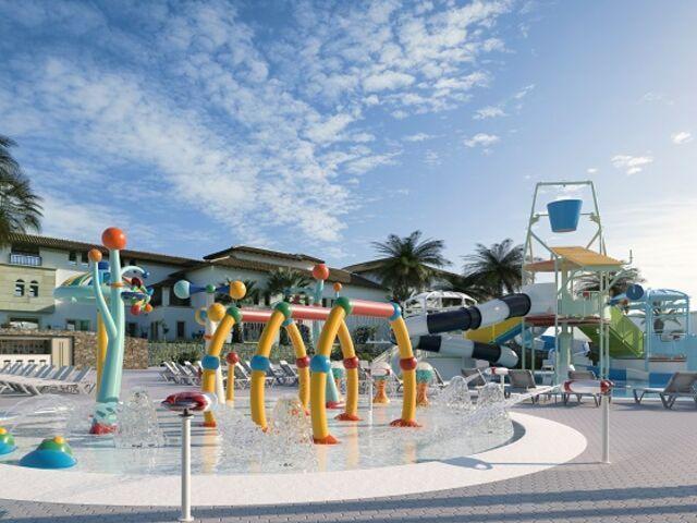 Aquapark hotela creta maris