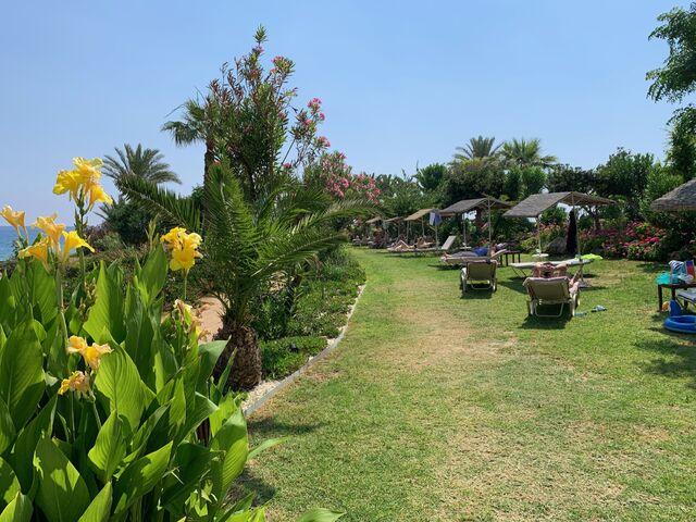 Záhrada Crystal Springs Beach