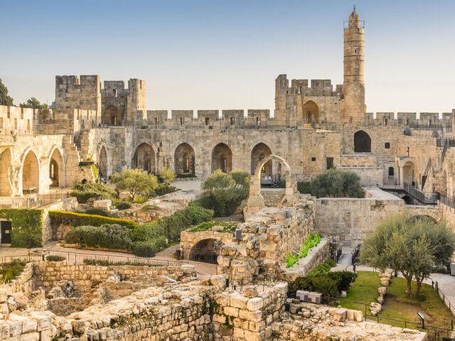Dávidovo mesto v izraeli