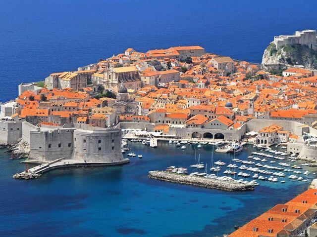 Dubrovnik v chorvátsku