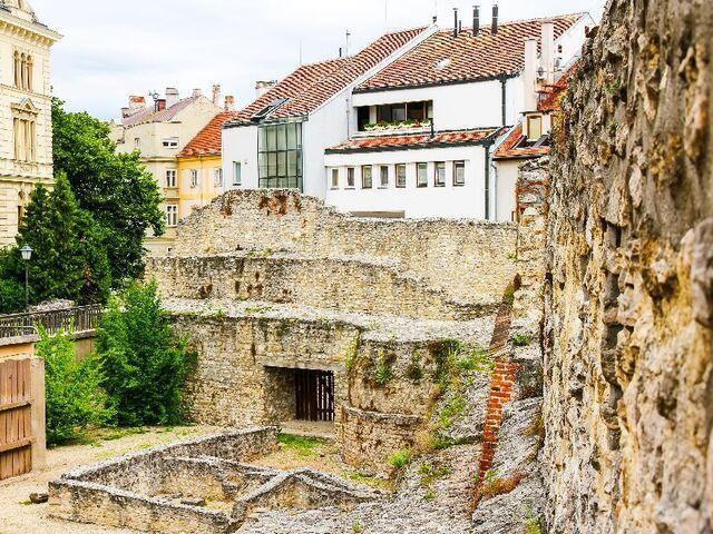 Mesto šopron v maďarsku