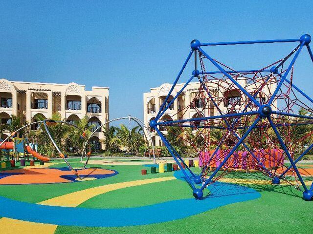 Detské ihrisko v hoteli double tree
