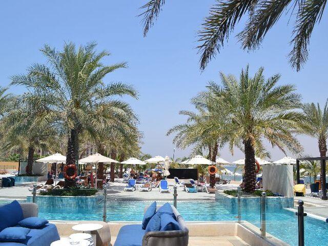 Bazénový svet v hoteli double tree by hilton