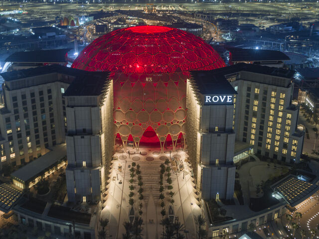 Dubaj EXPO1