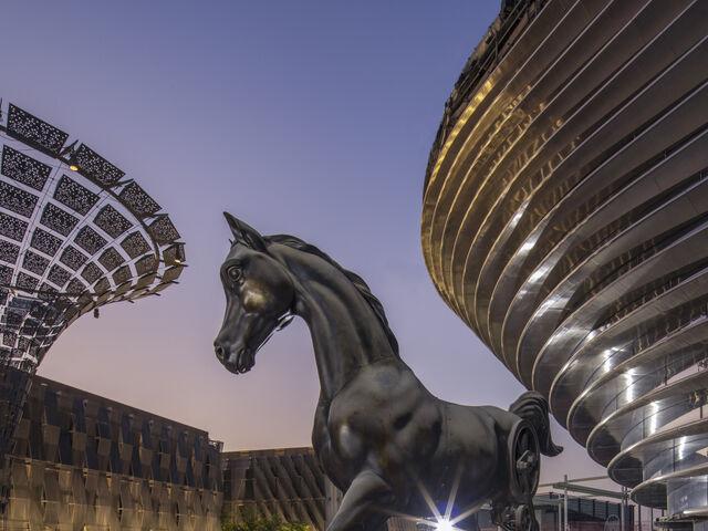 Dubaj EXPO6