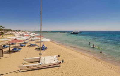 Egypt Hurghada beach