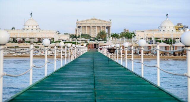 Hotel kaya artemis na severnom cypre