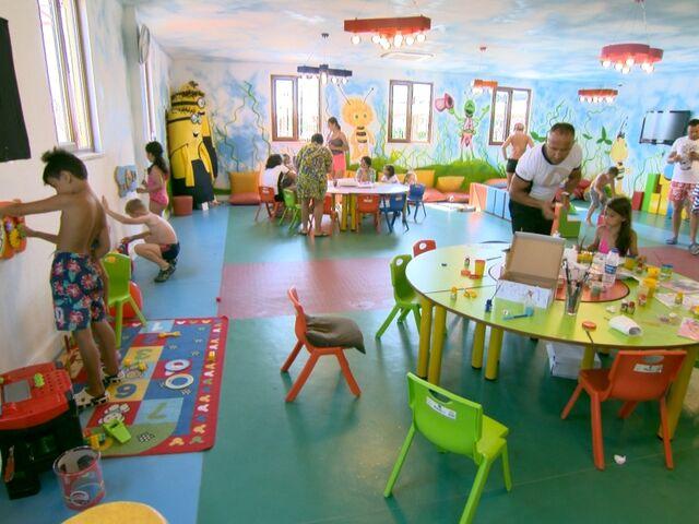 Detský klub v turecku