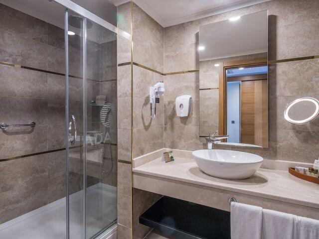 Kúpeľňa v turecku