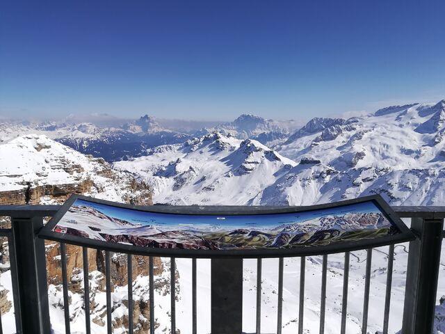 Výhľady na talianske dolomity