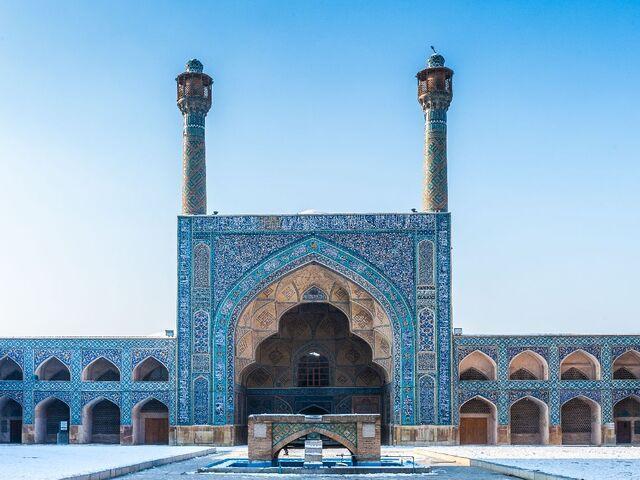 Architektúra v iráne