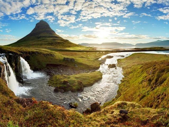 Príroda ostrovného štátu island