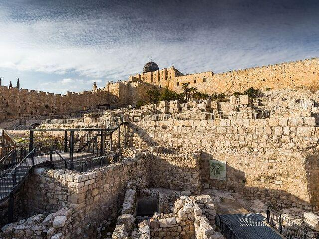 Chrám božieho hrobu v jeruzaleme