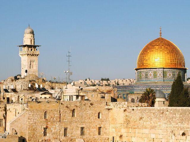 Jeruzalem v izraeli
