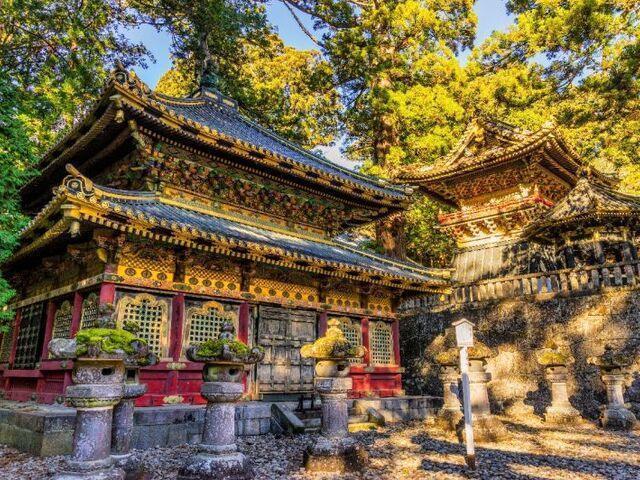 Nikko v japonsku