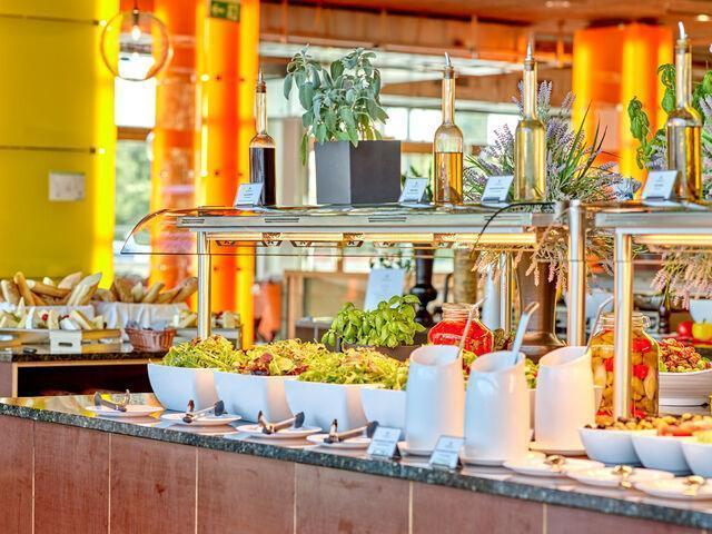 Jedlo v reštaurácii franz ferdinand