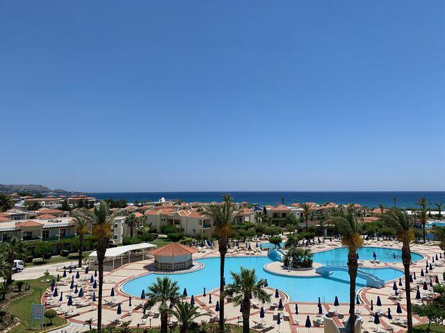 Hotel Lindos Princess bazén