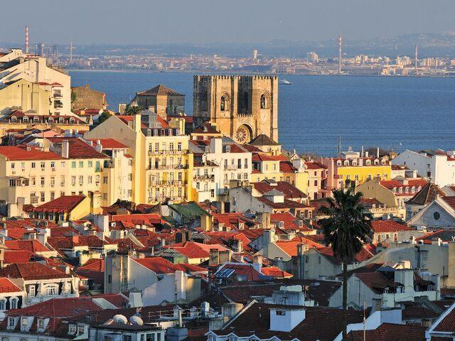 Hlavné mesto portugalska lisabon