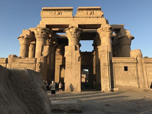 Chrám luxor v egypte