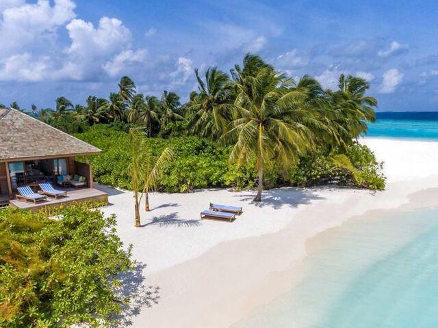 Beach vila hurawalhi