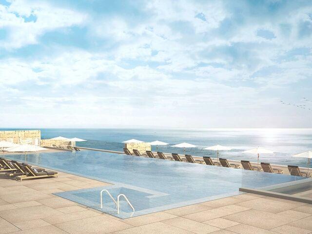 Bazén hotela marbella elix