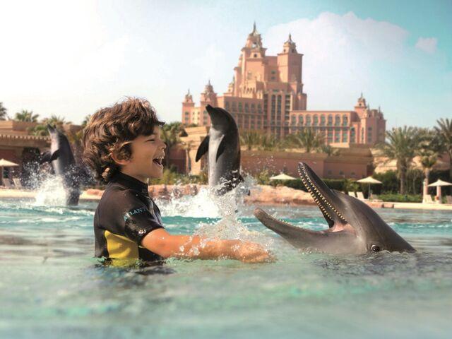 Aquapark v dubaji