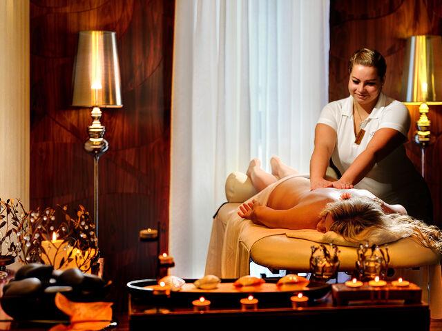 Masáže vo wellness hoteli chopok