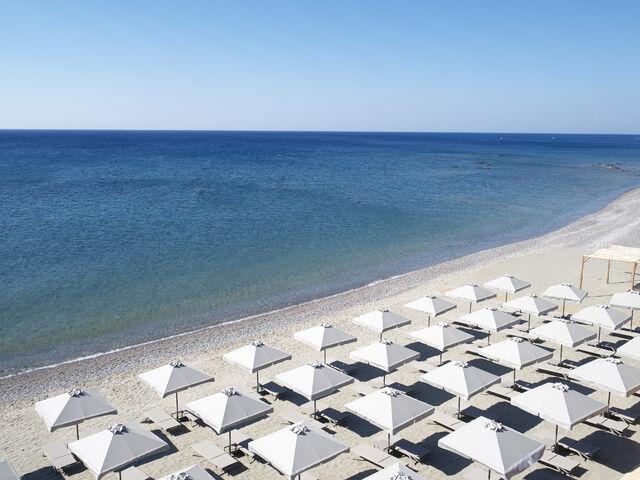 Pláž hotela mayia exclusive