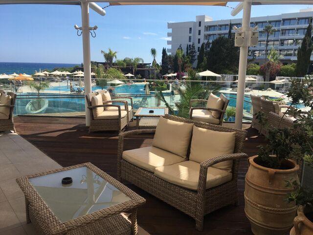 Hotel Melissi a pláž