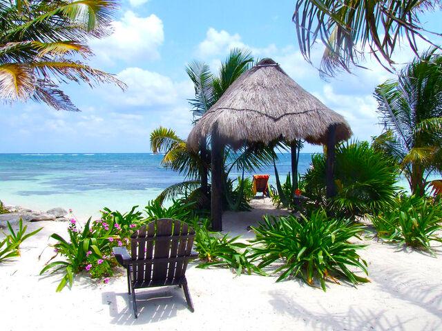 Mexiko - beach