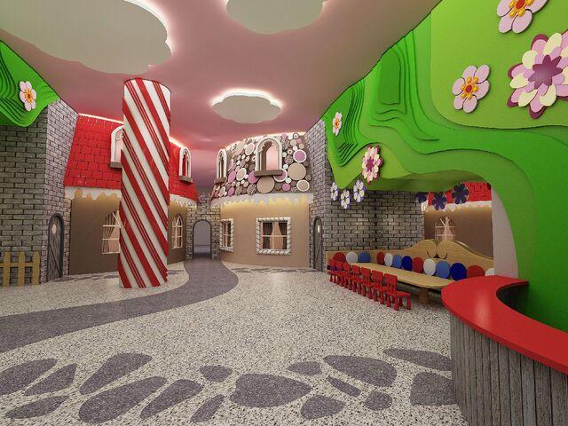 Kidsclub v hoteli sueno