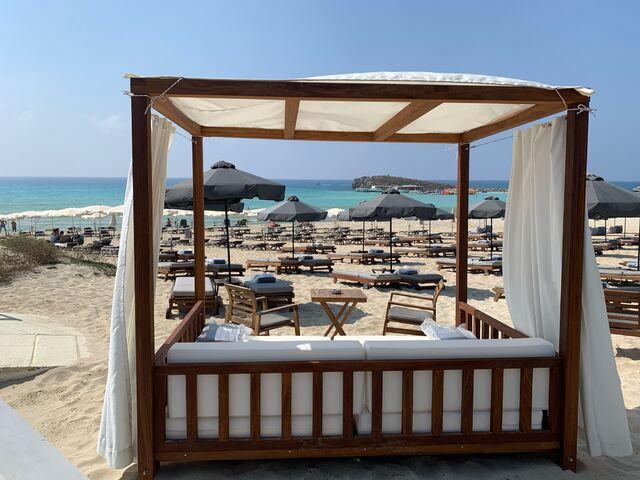 Exotika i romantika Nissi Beach