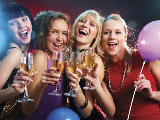 Oslavy silvestra v kruhu priateľov
