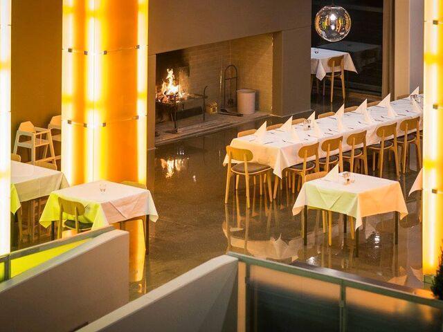 Reštaurácie v hoteli franz ferdinand