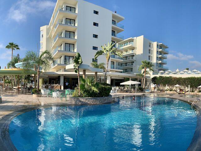 Stamatia hotel bazén