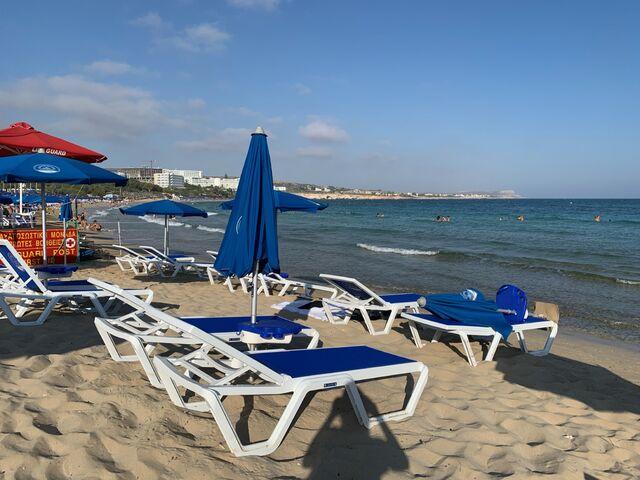 Stamatia hotel pláž