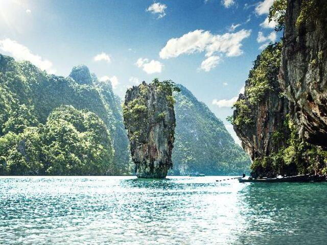 Príroda v thajsku