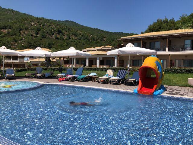 Thassos Grand bazén pre deti