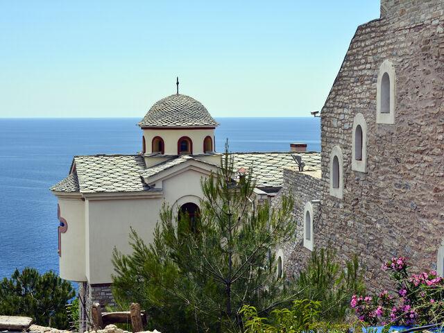 Thassos kláštor