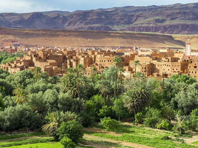 Mesto thinghitr v maroku