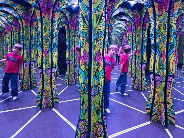 Zrkadlá v tricklandii